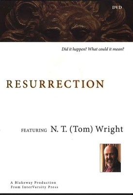 Resurrection, DVD   -     By: N.T. Wright
