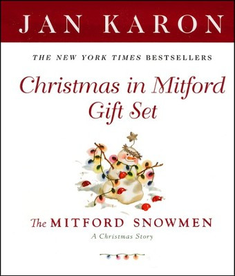 Christmas in Mitford Gift Set: The Mitford Snowmen, and Esther's Gift  -     By: Jan Karon