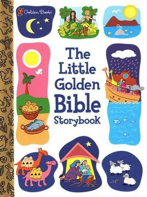 The Little Golden Bible Storybook   -     By: S. Simeon     Illustrated By: Brenton Sexton