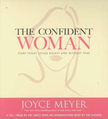 The Confident Woman Audiobook on CD  -     By: Joyce Meyer