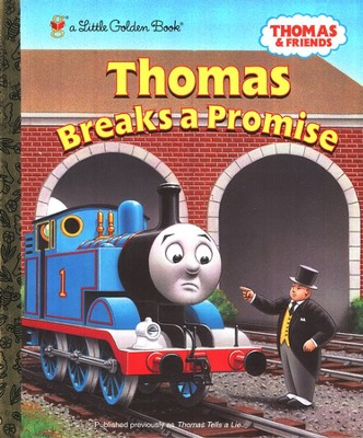 Thomas & Friends: Thomas Breaks a Promise   -     By: Rev. W. Awdry