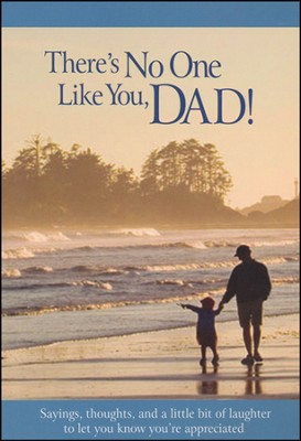 There's No One Like a Dad Book  -