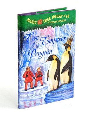 Magic Tree House #40: Eve Of Emperor Penguin  -     By: Mary Pope Osborne     Illustrated By: Sal Murdocca