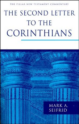 The Second Letter to the Corinthians  -     By: Mark Seifrid