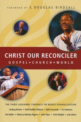 Christ Our Reconciler: Gospel, Church, World  -     By: Julia Cameron