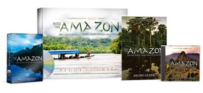 Into the Amazon Study Kit   -