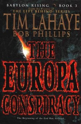 #3: The Europa Conspiracy   -     By: Tim LaHaye