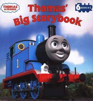 Thomas the Tank Engine and Friends: Thomas' Big Storybook   -     By: Rev. W. Awdry