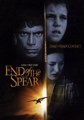 End of the Spear DVD   -
