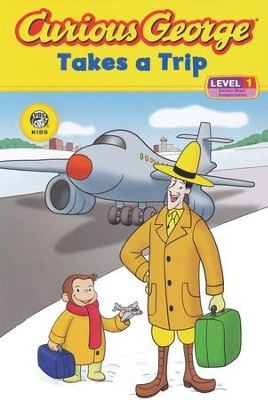 Curious George Takes a Trip: Curious About Transportation,  Reading Level 1  -     By: H.A. Rey