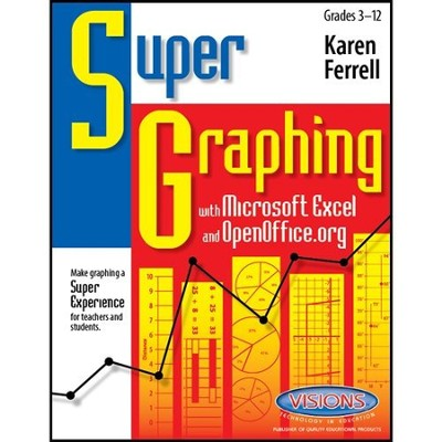 Super Graphing With Microsoft Excel and Open Office, Texas Edition  -     By: Karen Ferrell