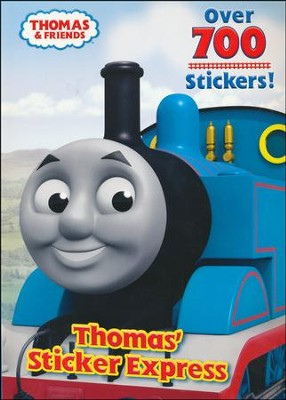 Thomas' Sticker Express  -     By: Rev. W. Awdry