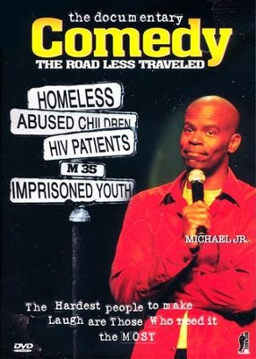 Comedy, The Road Less Traveled: The Documentary, DVD   -     By: Michael Jr.