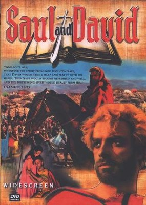 Saul and David, DVD   -
