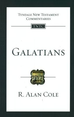 Galatians: Tyndale New Testament Commentary   [TNTC]  -     By: R. Alan Cole