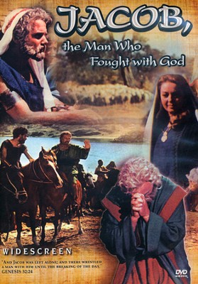 Jacob, The Man Who Fought With God, DVD   -