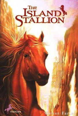 The Island Stallion: The Black Stallion Series   -     By: Walter Farley, Keith Ward