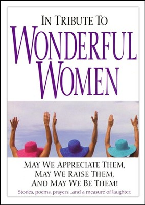 In Tribute to Wonderful Women Book  -