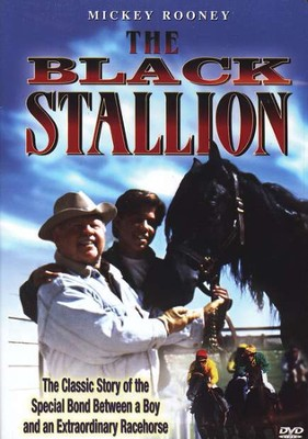 The Black Stallion, DVD   -