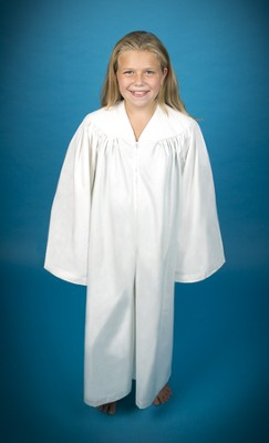 Culotte Baptismal Robe for Children, X-Small  -