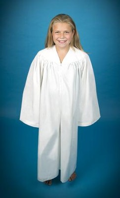 Culotte Baptismal Robe for Children, Small  -