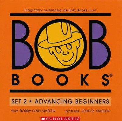 My First Bob Books: Advancing Beginners  -     By: Bobby Lynn Maslen     Illustrated By: John R. Maslen
