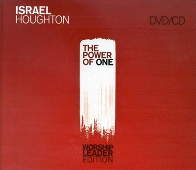 Power of One: Worship Leader Edition CD & DVD   -     By: Israel Houghton