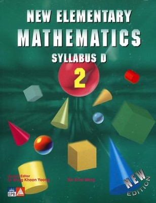 Singapore Math New Elementary Math Textbook 2   -