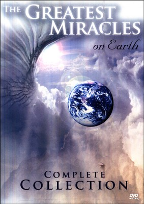 The Greatest Miracles on Earth - Complete Collection, DVD   -