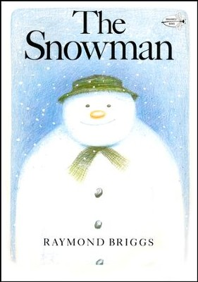 The Snowman  -     By: Raymond Briggs