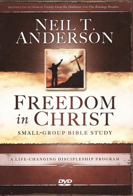 Freedom in Christ Bible Study DVD  -     By: Neil Anderson