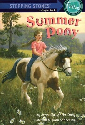 Summer Pony  -     By: Jean Slaughter Doty