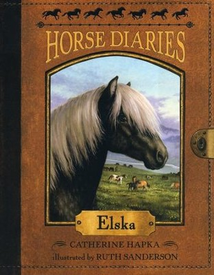 #1: Elska   -     By: Catherine Hapka