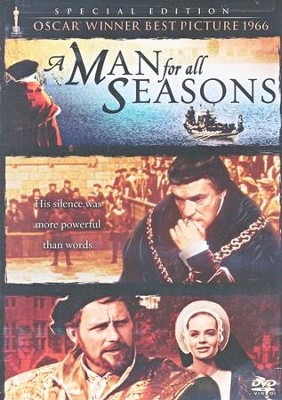 A Man For All Seasons DVD  -