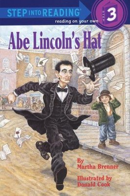 Step Into Reading, Level 3: Abe Lincoln's Hat   -     By: Martha Brenner