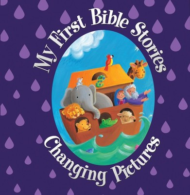 My First Bible Stories - Changing Pictures  -     By: Juliet David