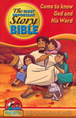 Most Important Story Bible  -