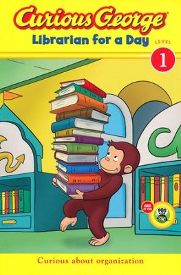 Curious George Librarian for a Day (CGTV)  -     By: H.A. Rey