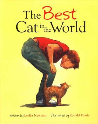 The Best Cat in the World  -     By: Leslea Newman