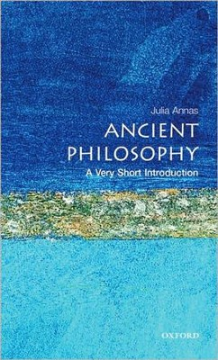 Ancient Philosophy: A Very Short Introduction  -     By: Julia Annas