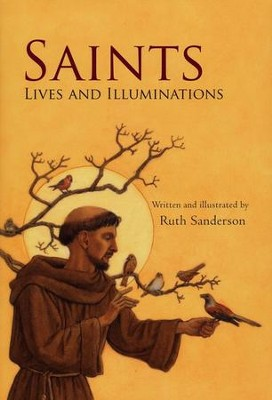Saints (Combined Edition)  -     By: Ruth Sanderson