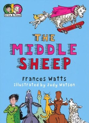 The Middle Sheep  -     By: Frances Watts