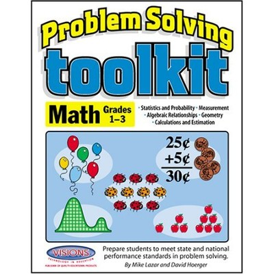 Problem Solving Tool Kit Grades 1-3, Texas Edition   -     By: Mike Lazar, Dave Hoerger
