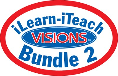 Visions iLearn iTeach Bundle 2   -