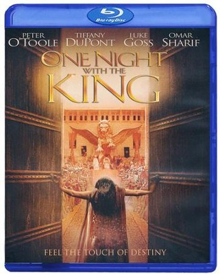 One Night With the King, Blu-ray    -