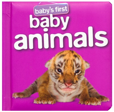 Baby's First Baby Animals  -     By: Hinkler Books