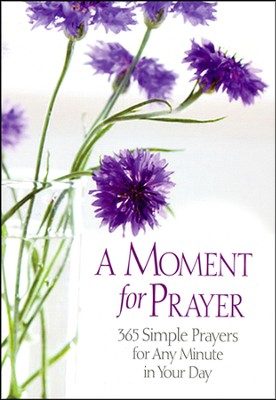 A Moment for Prayer Book  -