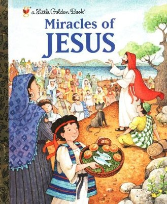 Miracles of Jesus  -     By: Jane Werner Watson