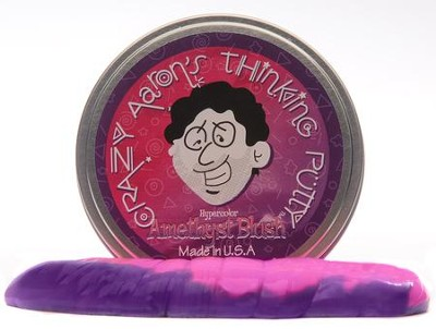 Amethyst Blush Heat Sensitive Hypercolor Putty  -