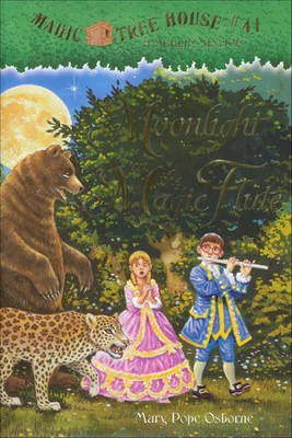 Magic Tree House #41: Moonlight on the Magic  -     By: Mary Pope Osborne     Illustrated By: Sal Murdocca